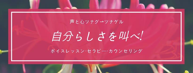 【メンタル&ボイストレーニング】【カウンセリング・セラピー】Will Factry
